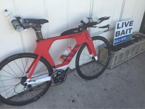Blaines bike
